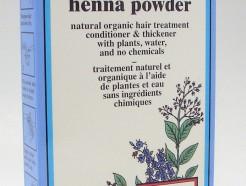 natural henna powder, natural organic hair color, 60 g (colora)