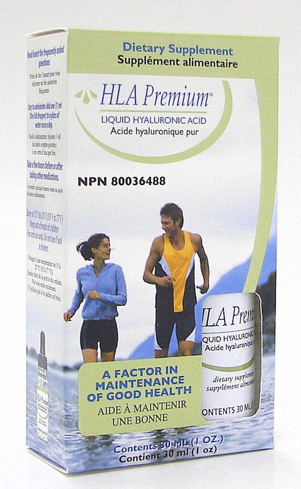hla premium liquid hyaluronic acid, 30 ml (source of life)