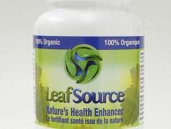 LeafSource Nature's Health Enhancer 60 v caps