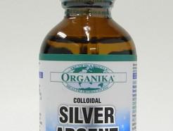 colloidal silver, 100ml, (organika)