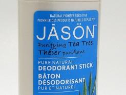Jason purifying tea tree pure natural deodorant stick, 71 g (jason)