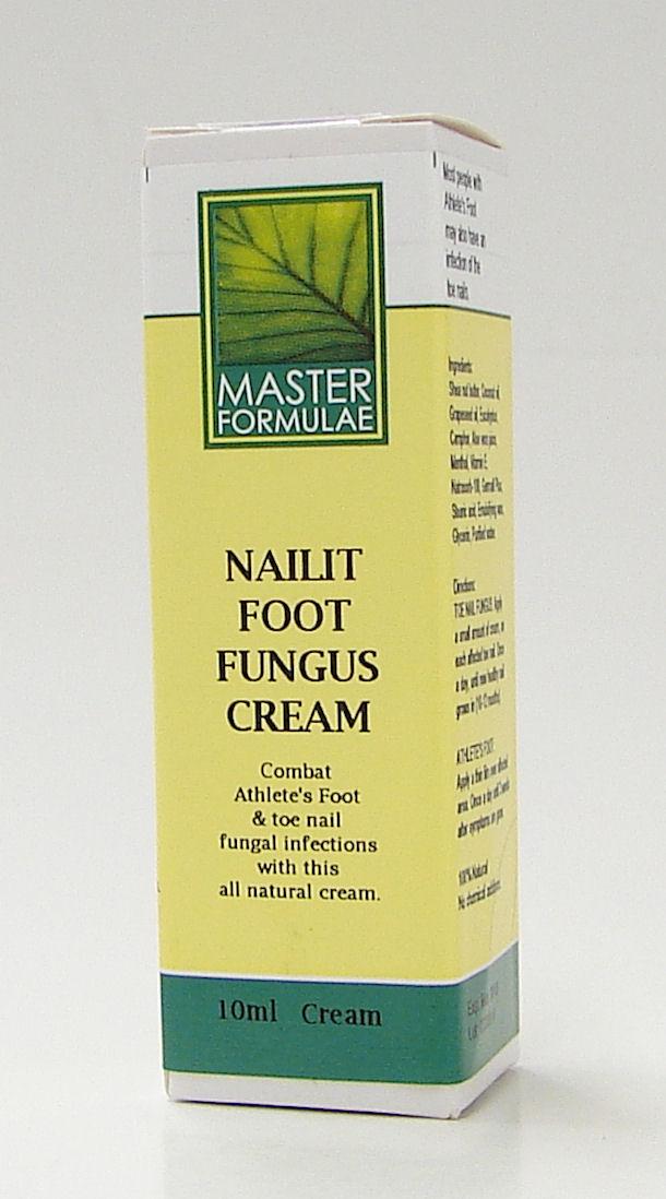 master formulae nailit foot fungus cream, 10 ml, (master formulae)