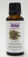 citronella essential oil, 30 ml (now)