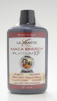 Ultimate Maca Energy Platinum XP, 130 ml (brad king)