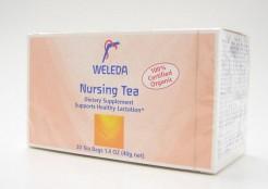 weleda nursing tea, 20 tea bags, (weleda)