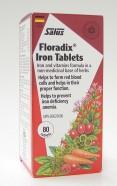 salus floradix iron tablets, 120 tabs (flora)