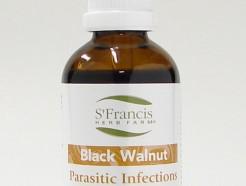 black walnut parasitic infections, 50 ml (St. Francis)