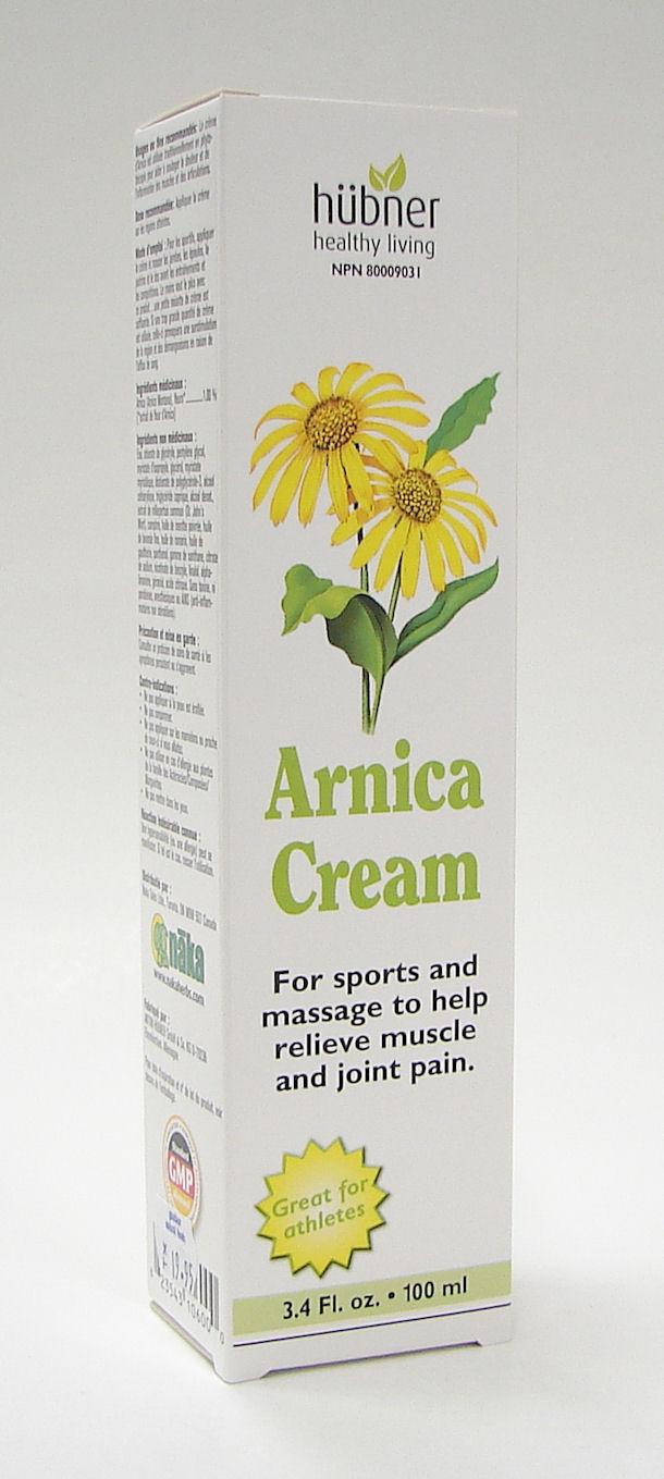 Hubner Arnica cream, 100 ml (Naka)