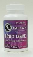 benfotiamine, 80 mg, 120 v caps (aor)