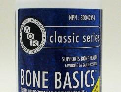 Bone Basics, 399 mg, 360 caps (AOR)