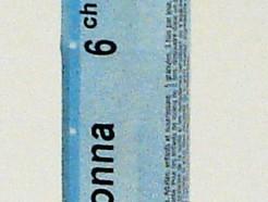 belladonna, 6 ch (boiron)