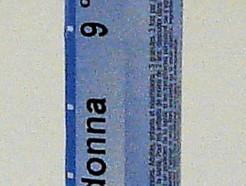 belladonna, 9 ch (boiron)