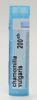 chamomilla vulgaris 200ch sublingual pellets (boiron)
