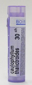 caulophyllum thalictroides 30ch sublingual pellets (boiron)
