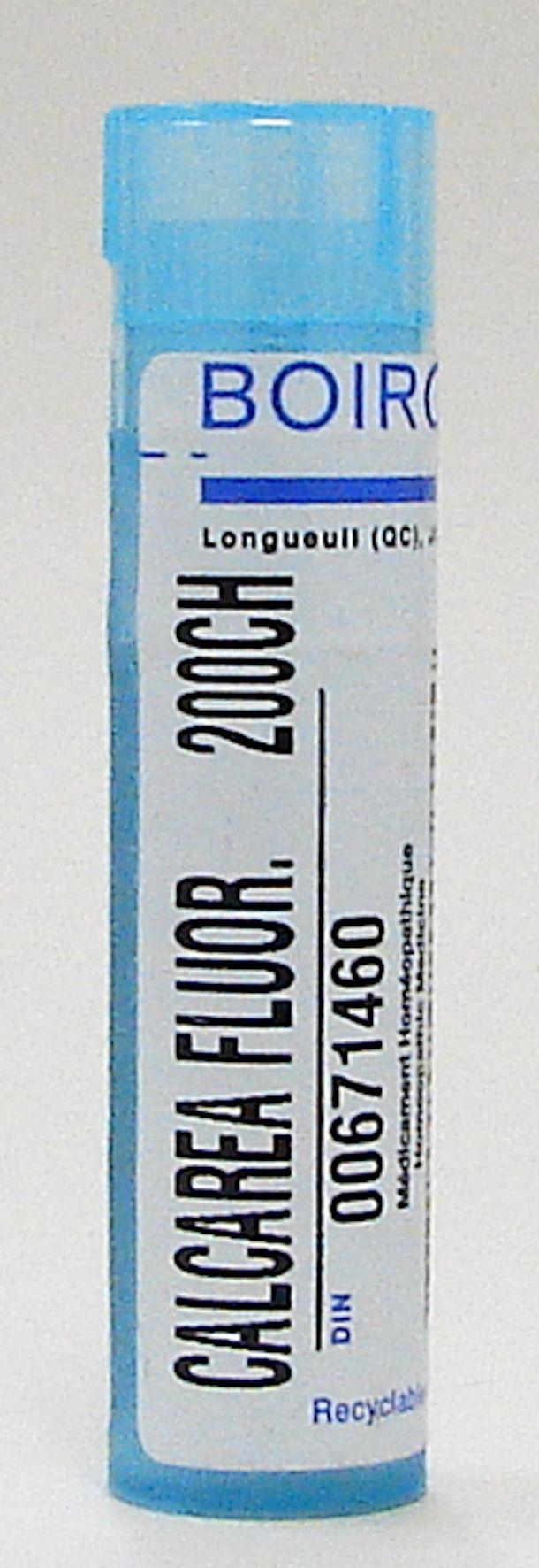 calcarea fluorica 200ch sublingual pellets (boiron)