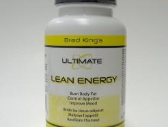 Ultimate Lean Energy, 90 vcaps (Brad King)