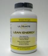 Ultimate Lean Energy, 180 vcaps (Brad King)