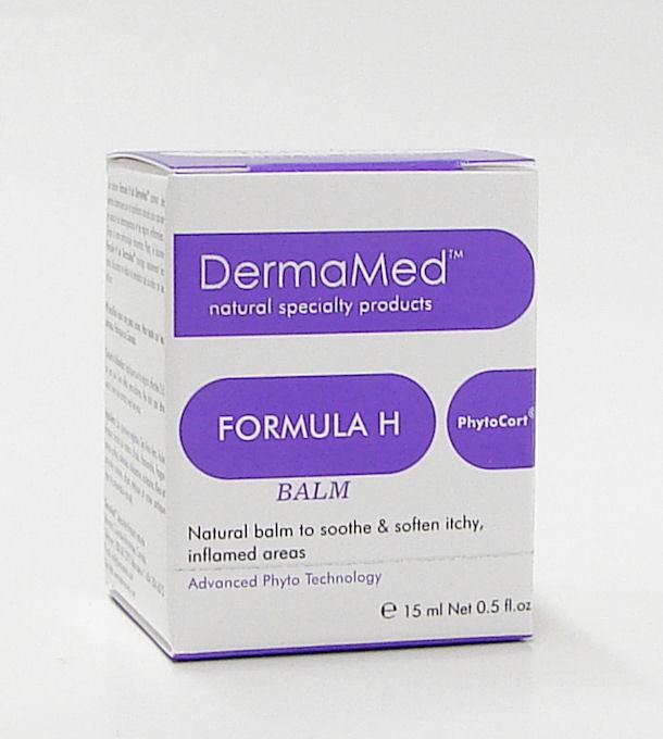 DermaMed Formula H Hemorrhoid Cream, 15 ml (DermaMed)