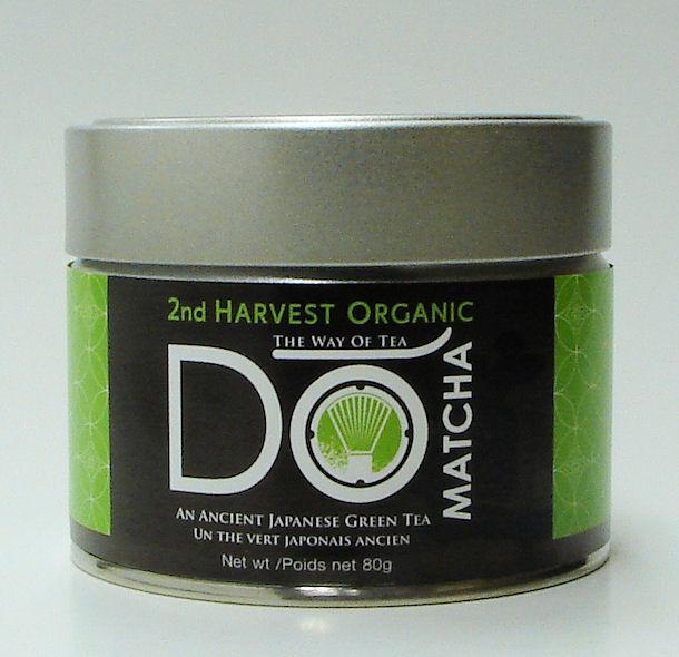 Organic Do Matcha tea, 2nd harvest, 80 g