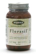 Florasil, 4.7 mg, 90 vcaps (Flora)