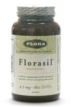 Florasil, 4.7 mg, 180 vcaps (Flora)