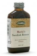 Maria's Swedish Bitters, alcohol-free, 100 ml, (Flora)