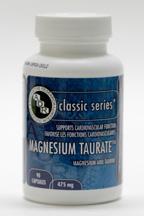 Magnesium Taurate, 475 mg (AOR)