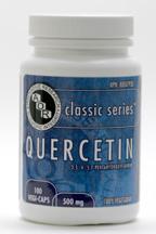 Quercetin, 500 mg, 100 vegi-caps (AOR)