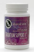 Strontium Support II, 341 mg, 60 vegi-caps (AOR)