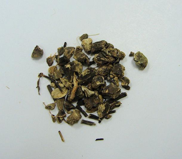black cohosh root, organic, (c/s)