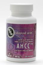 AHCC, 500 mg, 30 vegi-caps (AOR)
