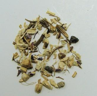 echinacea purpurea root, organic (c/s)