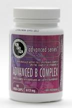 Advanced B Complex, 602 mg, 90 vegi-caps (AOR)