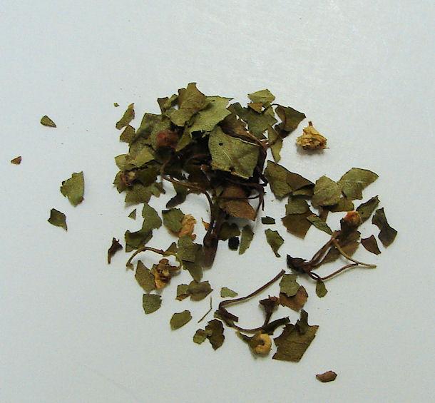 hawthorn leaf/flower, organic, (c/s)