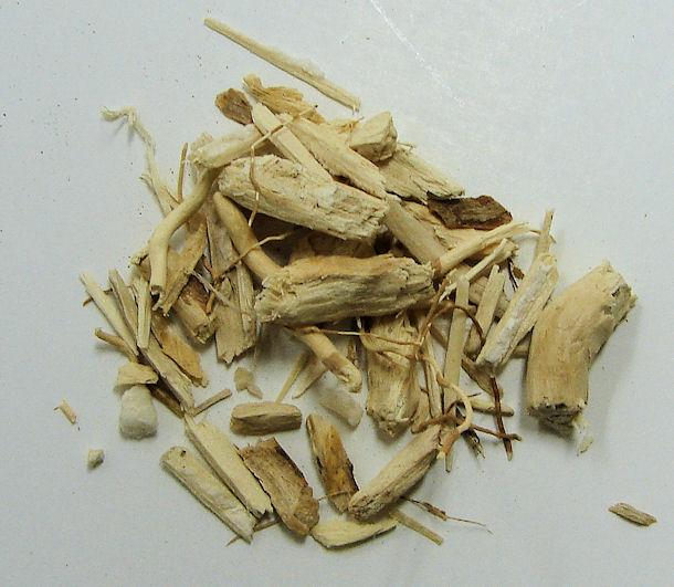hydrangea root (c/s)