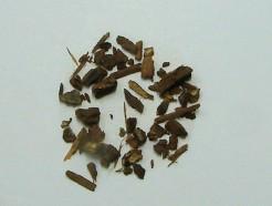 white oak bark, organic, (c/s)
