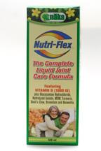 Nutri-Flex (Joint Care Formula), non-GMO, 500 mL (Naka)
