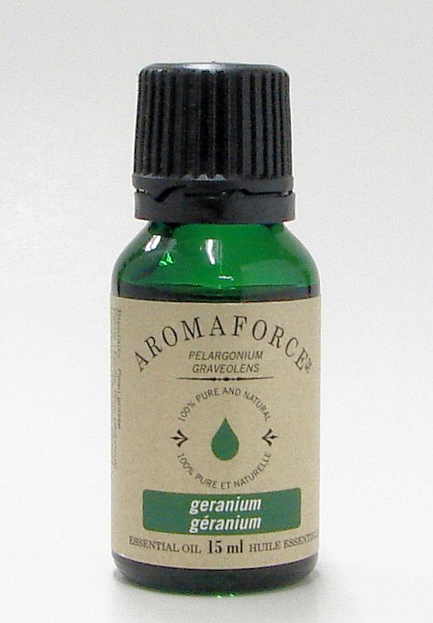 Geranium, 15 mL, (Aromaforce)
