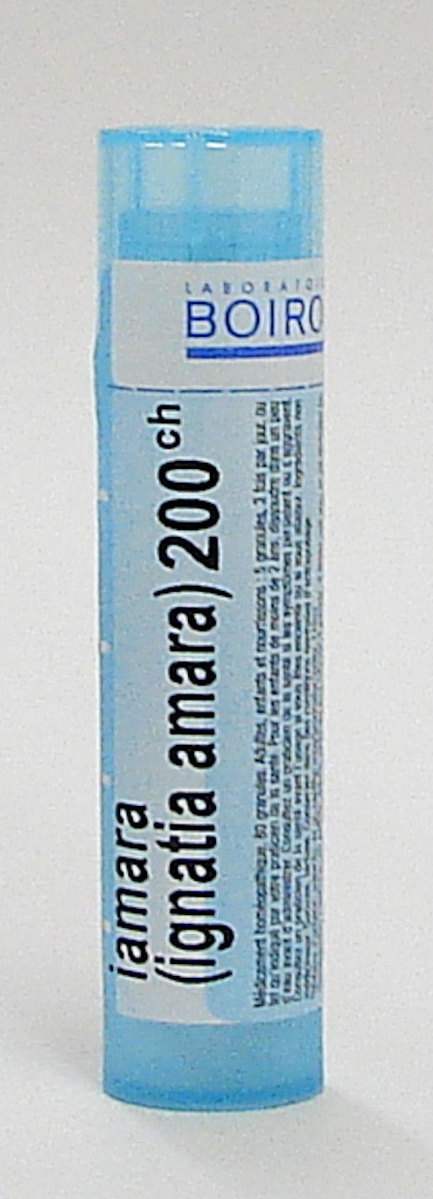 iamara (ignatia amara) 200ch sublingual pellets (boiron)