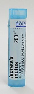 lachesis mutus 200ch sublingual pellets (boiron)