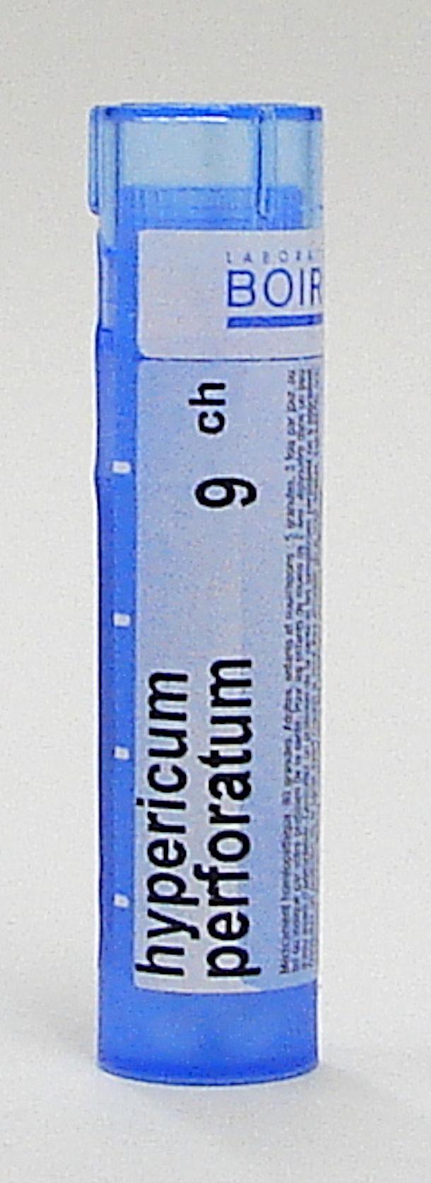 hypericum perforatum 9ch sublingual pellets (boiron)