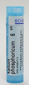 kalium phosphoricum 6ch sublingual pellets (boiron)