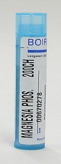 magnesia phosphorica 200ch sublingual pellets (boiron)