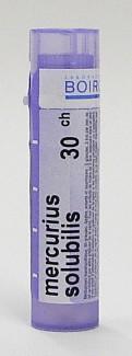 mercurius solubilis 30ch sublingual pellets (boiron)