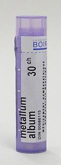 metallum album 30ch sublingual pellets (boiron)