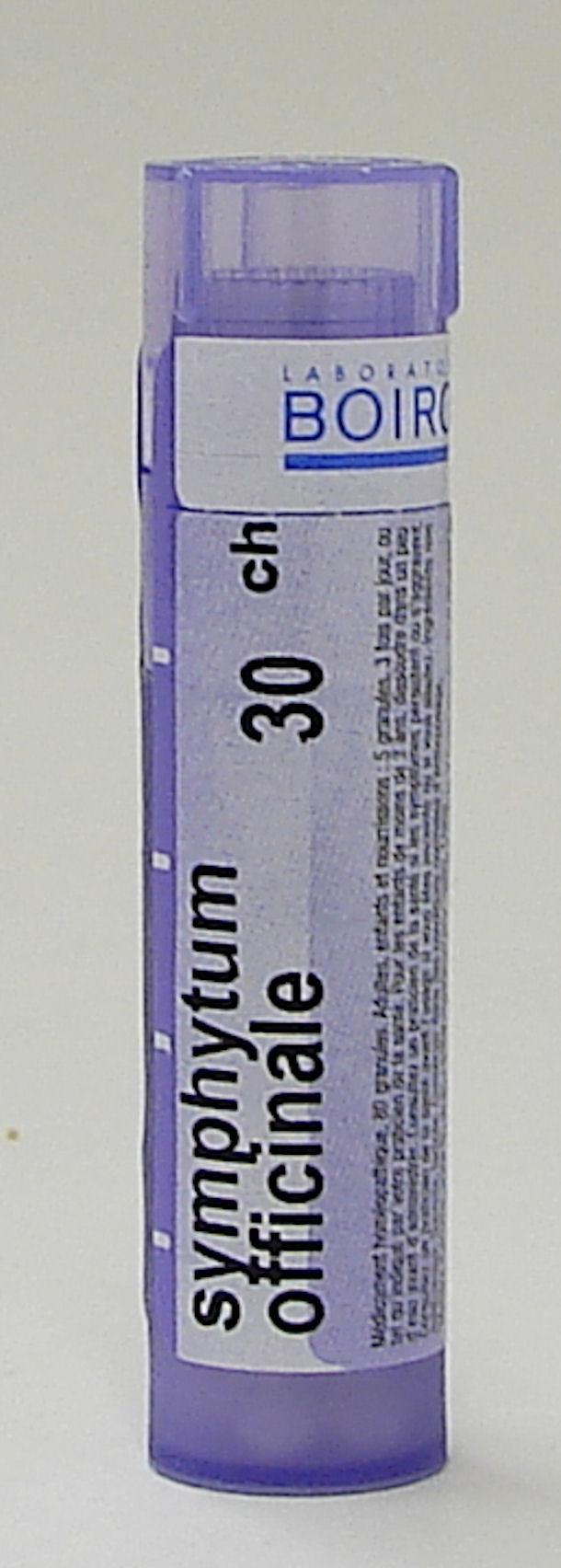 Symphytum Officinale, 30ch sublingual pellets (Boiron)