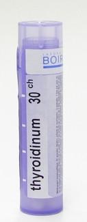 thyroidinum, 30ch sublingual pellets (boiron)