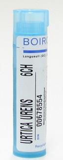 urtica urens, 6ch sublingual pellets (boiron)