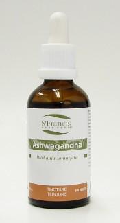Ashwagandha, 50 ml, (St Francis Herb Farm)