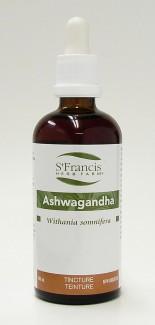 Ashwagandha, 100 ml, (St. Francis Herb farm)
